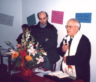 Pasquale e Don Mario Mancini